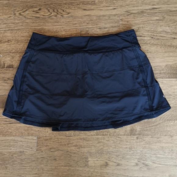Lululemon Pace Rival Skirt IIR 12 Tall